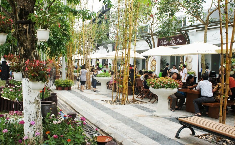 Nhà phố thương mại Phố Trúc Ecopark - Ecopark Realty