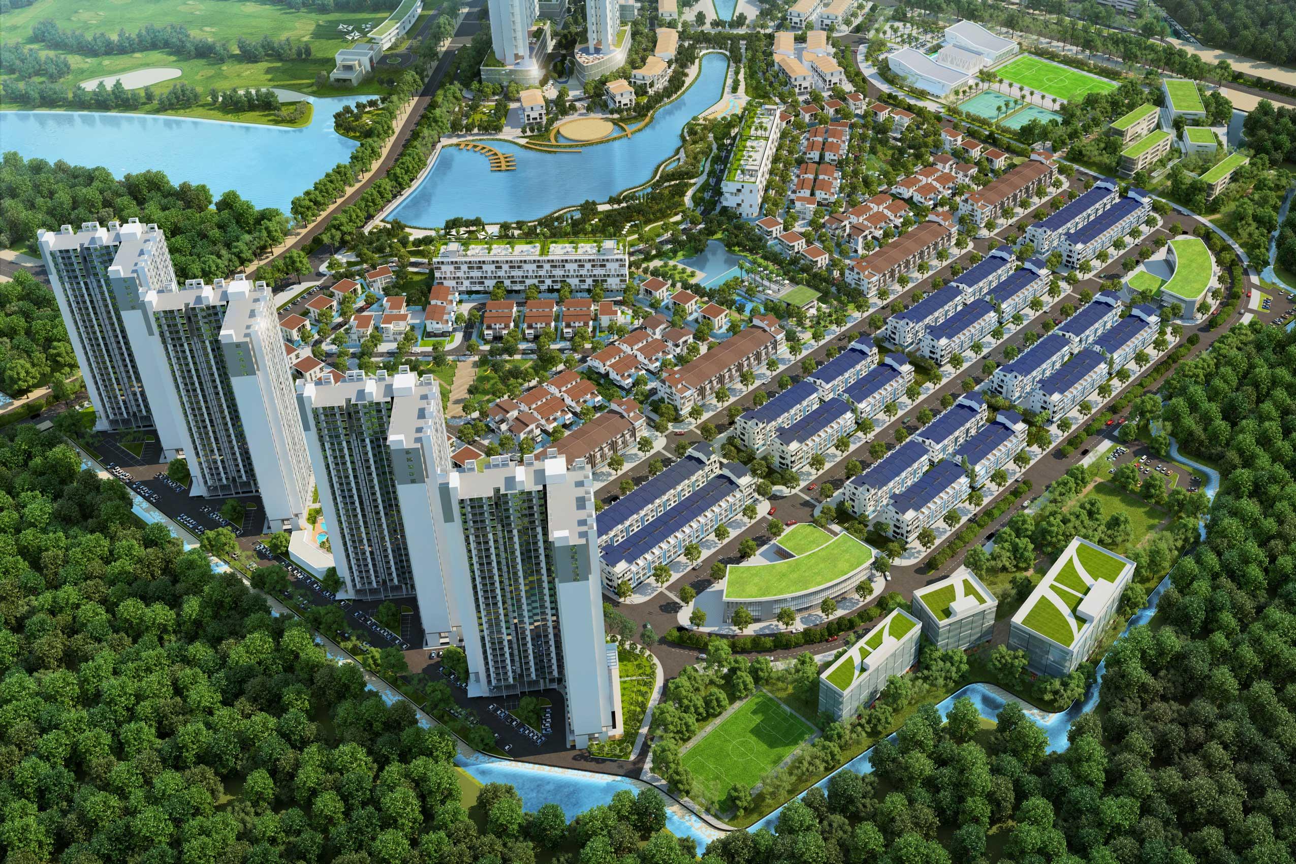 Chung cư West Bay Ecopark – Căn hộ 5 sao giá chỉ 688tr - Ecopark ...